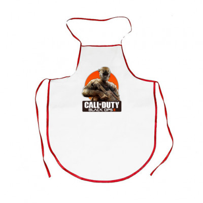Фартук Call of Duty Black ops -