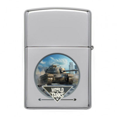 Зажигалка World of tanks – прицел -