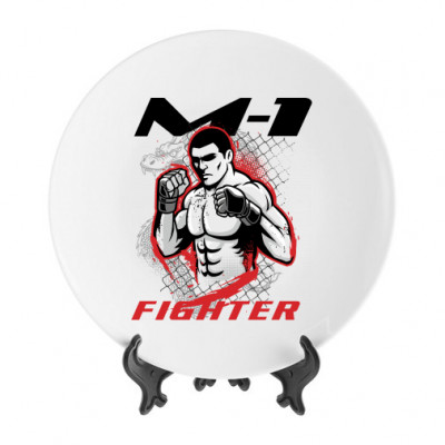 Тарелка M1 figter -