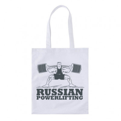 "Сумка ""Шоппер"" Powerlifting -"