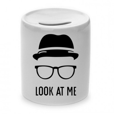Копилка look at me -