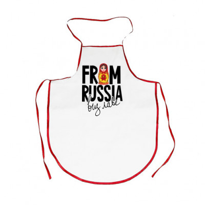 Фартук From Russia -